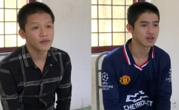 Công an Chợ Gạo tạm giam 2 đối tượng cướp giật túi xách học sinh