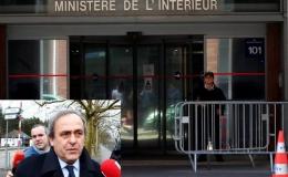 Platini bị bắt, bóng đá châu Âu rúng động