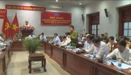 An ninh Tiền Giang 25.6.2019