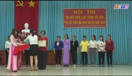 Thị xã Cai Lậy vững bước đi lên (26.6.2019)