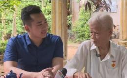 """Người Tiền Giang  """"Gặp gỡ cựu chiến binh Nguyễn Văn Điện"""""""