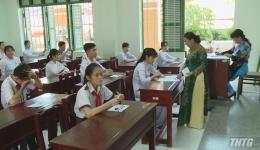 Dự kiến ngày 16/6 Tiền Giang công bố điểm thi lớp 10