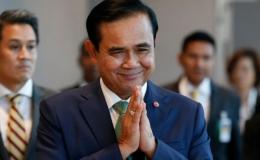 Ông Prayut tái đắc cử Thủ tướng Thái Lan