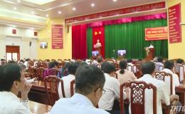 Tiền Giang tổ chức báo cáo nhanh kết quả hội nghị lần thứ 10, BCH Trung ương Đảng Khóa XII