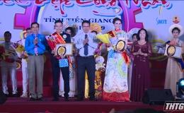 Chung kết hội thi nét đẹp công nhân tỉnh Tiền Giang năm 2019