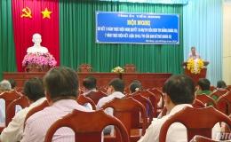 Tiền Giang sơ kết Nghị quyết 33 và Kết luận 29 của Ban Bí thư