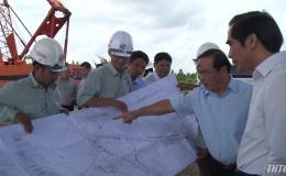 Bộ Kế hoạch và Đầu tư làm việc với tỉnh Tiền Giang về thực hiện đầu tư công