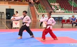 Tiền Giang tổ chức Giải vô địch Taekwondo tỉnh năm 2019
