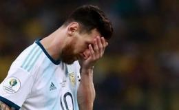 LĐBĐ Nam Mỹ cân nhắc phạt nặng Messi