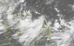 Áp thấp nhiệt đới giật cấp 8 đang mạnh lên thành bão