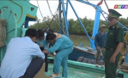 """Câu chuyện pháp luật """"Tàu cá 15m trở lên phải lắp đặt thiết bị giám sát hành trình"""""""