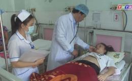 Đề phòng sốc do sốt xuất huyết