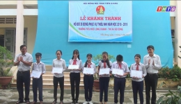 Tiền Giang kết nối 24h (23.7.2019)