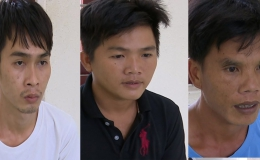 Công an huyện Chợ Gạo tạm giam 3 đối tượng trộm cắp tài sản