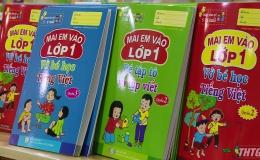 Giá sách giáo khoa tăng bình quân hơn 1.000 đồng/cuốn