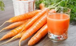 Điều gì xảy ra nếu bạn ăn cà rốt mỗi ngày?