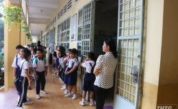 Tiền Giang có 264/565 trường đạt chuẩn quốc gia