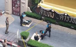 Phát hiện bom giả gần nơi tổ chức Hội nghị Ngoại trưởng ASEAN