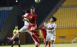 Đội tuyển nữ Việt Nam toàn thắng ở bảng B