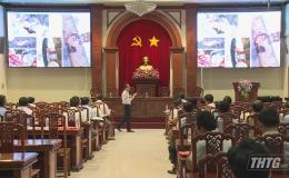 Tiền Giang tổ chức hội thảo bàn giải pháp phòng chống dịch tả heo Châu Phi