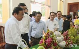 Tiền Giang và Đà Nẵng tiếp tục mở rộng hợp tác sản xuất và tiêu thụ nông sản an toàn