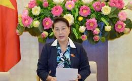 Ủy ban Thường vụ Quốc hội tiến hành chất vấn 15 Bộ trưởng, trưởng ngành