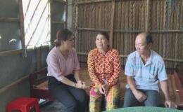 """Mái ấm nghĩa tình """"Hoàn cảnh gia đình anh Lê Văn Uông"""""""