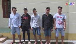 An ninh Tiền Giang 13.8.2019