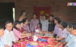 Hoàn cảnh gia đình bà Lê Thị Lành