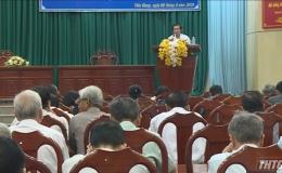 Tỉnh ủy Tiền Giang thông tin tình hình kinh tế – xã hội