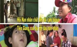 Hội Nạn nhân chất độc da cam/dioxin Tiền Giang xoa dịu nỗi đau nạn nhân