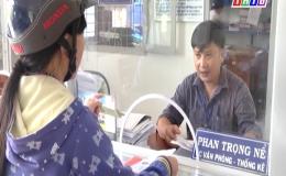 Tân Phước đẩy mạnh cung cấp dịch vụ công trực tuyến phục vụ nhân dân