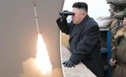 """Ông Kim Jong Un: Các vụ phóng tên lửa là """"cảnh báo"""" gửi tới Mỹ – Hàn"""