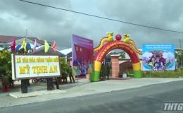 Tiền Giang đã ra mắt 67 xã đạt chuẩn xã nông thôn mới