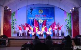 Bế mạc hội thi tiếng hát công nhân viên chức lao động năm 2019