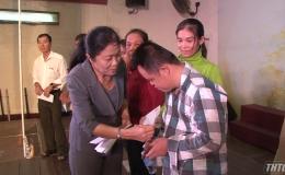 Những phần quà ý nghĩa nhân ngày Vì nạn nhân chất độc da cam/dioxin Việt Nam