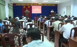 Ban Tuyên giáo Tỉnh ủy Tiền Giang tổ chức sơ kết công tác dư luận xã hội tháng 7/2019