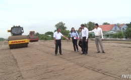 Chủ tịch UBND tỉnh Tiền Giang tháo gỡ khó khăn công tác bồi thường, giải phóng mặt bằng dự án Cao tốc Trung Lương – Mỹ Thuận