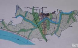 Cái Bè công bố quy hoạch đô thị An Hữu đến năm 2030.