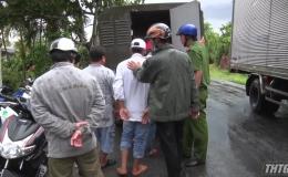 Công an huyện Chợ Gạo bắt 5 đối tượng đá gà tại xã Long Bình Điền