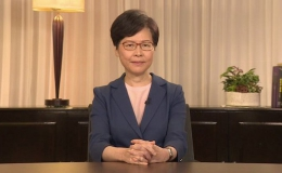 Đặc khu trưởng Hồng Công tuyên bố chính thức rút dự luật dẫn độ