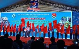 Tiền Giang kỷ niệm 25 năm chiến dịch thanh niên tình nguyện