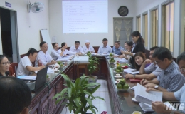 HĐND tỉnh Tiền Giang giám sát thanh toán BHYT tại Bệnh viện Đa khoa khu vực Cai Lậy