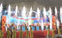 Tiền Giang khai mạc Hội chợ nông nghiệp Khu vực Tây Nam bộ