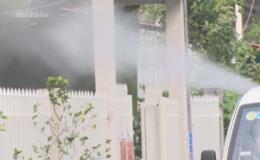 Cái Bè phun hóa chất diệt muỗi đợt 2 – 2019