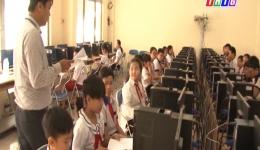 Hội thi Tin học trẻ Tiền Giang bước sang tuổi 25