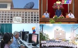Phóng sự : Kỉ niệm 40 năm thành lập Đài PTTH Tiền Giang