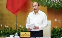 Thủ tướng: Tiếp tục cải cách thể chế để tạo đột phát trong phát triển