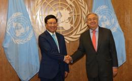 Việt Nam coi trọng hợp tác với Liên Hiệp Quốc