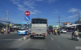 Tiền Giang xảy ra 4 vụ tai nạn giao thông trong dịp lễ 2-9